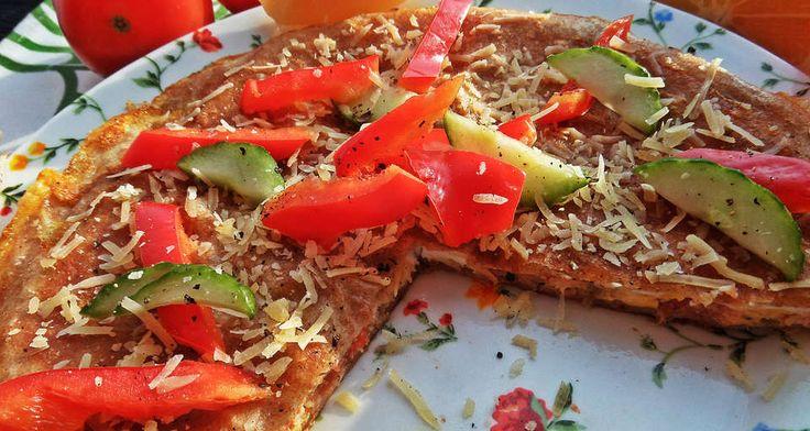 Тортилья на завтрак  Попробуйте на завтрак хрустящие мексиканские лепешки со вкусной начинкой. Вам понравится! #готовимдома #едимдома #кулинария #домашняяеда #завтрак #тортилья #начинка #мексиканские #лепешки