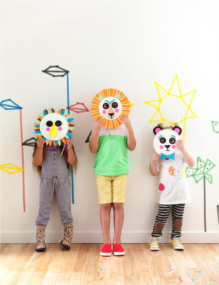 """""""paper plate crafts for kids"""""""