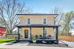 Charming Stone Home in Fergus