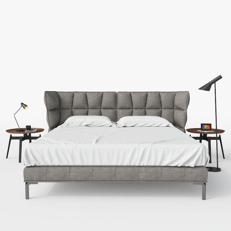 B&B Italia - Husk Bed-0