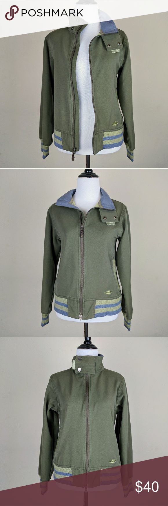 Sims Snowboarding Olive Green Long Sleeve Jacket For sale is a Sims snowboarding jacket. This is a very nice quality jacket for outdoor activities. SIMS Jackets & Coats