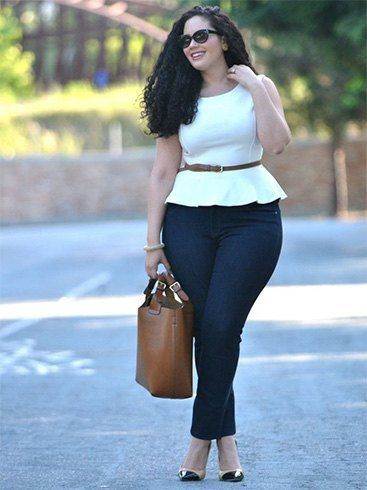 Plus Size Fashion Advice | #PlusSizeFashion #Fashion #Trends