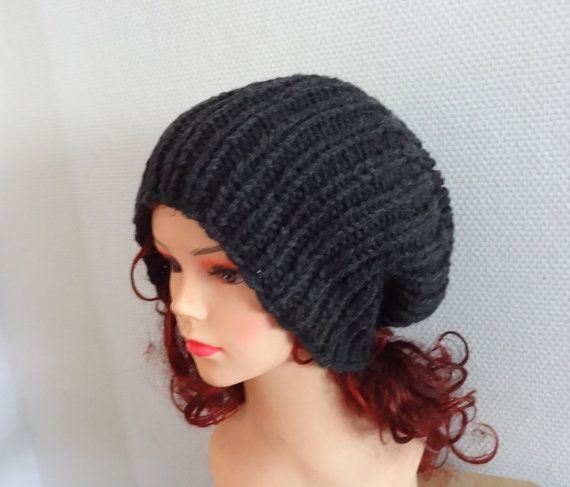Unisex Sacking Winter Hat  Autumn Accessories Slouchy by Ifonka