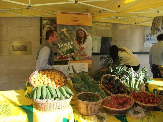 Mercato Campagna Amica - Società Agricola F.lli Lo Giudice - Canicattì…