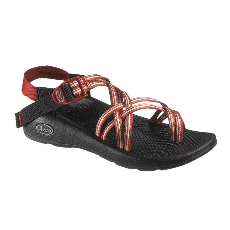 Creative Chaco Z2 Yampa Toe Loop Sandal In Red  Lyst