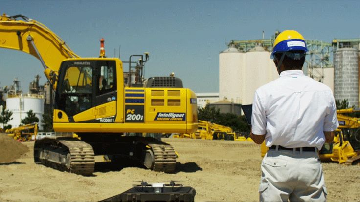 Komatsu is the world's second largest construction company, a venerable Japanese brand with 94 years of history that sells forklifts and bulldozers to customers around the globe. But in its home...