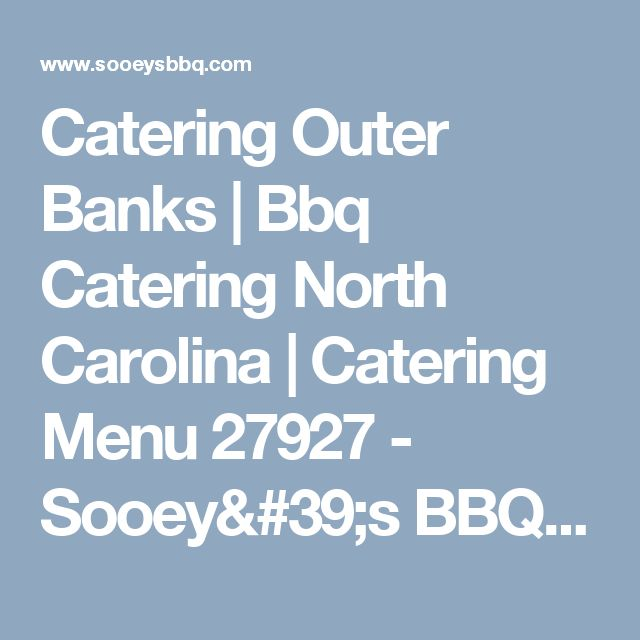 25+ Best Ideas About Catering Menu On Pinterest