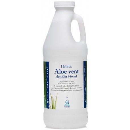 Holistic Aloe vera 100% Aloe vera barbadensis miller pochodzenie Warren Laboratories Inc. Teksas, Stany Zjednoczone Ameryki USA