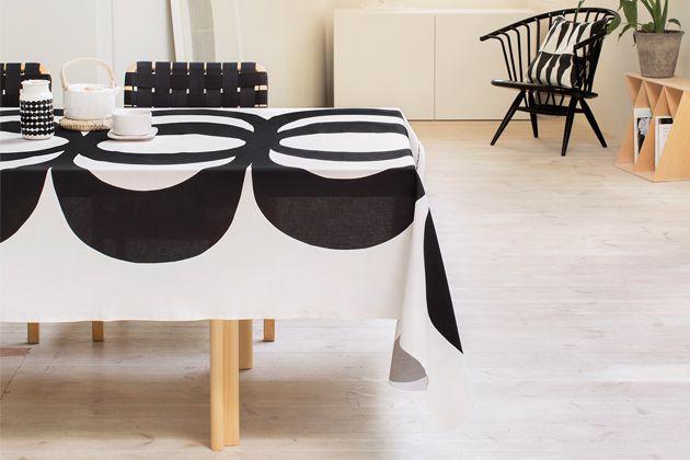 Marimekko. Art of print making: Strong colours. Bold patterns. Inspiration for everyday life.
