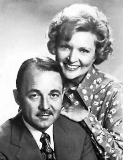 """Remember it, Jake: """"The Betty White Show,"""" also starring John Hillerman. In this forgotten sitcom airing after Betty's """"MTM"""" life, she's Joyce Whitman, star of the cop show """"Undercover Woman,"""" and the director is her ex-husband John Elliot (pictured). Conflictilarity ensued. Co-stars included """"Georgette"""" (""""Sue Ann"""" knew her from Minneapolis)."""