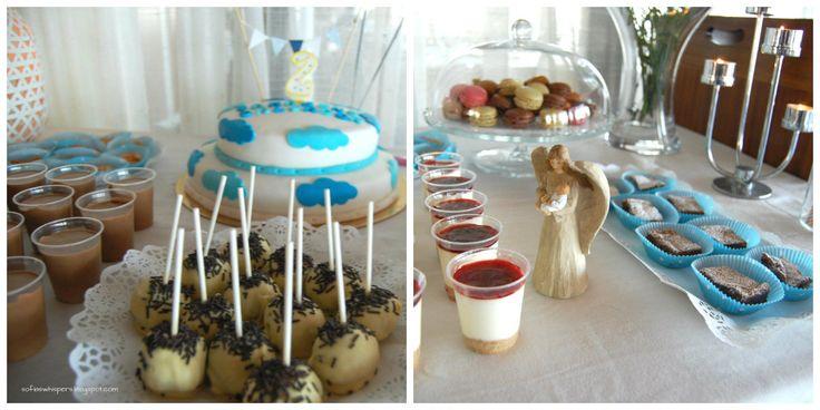 #Birthdayparty; #birthdaycake; #cloudsinspiredbirthdaycake; #cloudsbirthdaycake, #tabledecoration