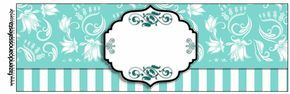 Party Free Printable Candy Bar Labels.