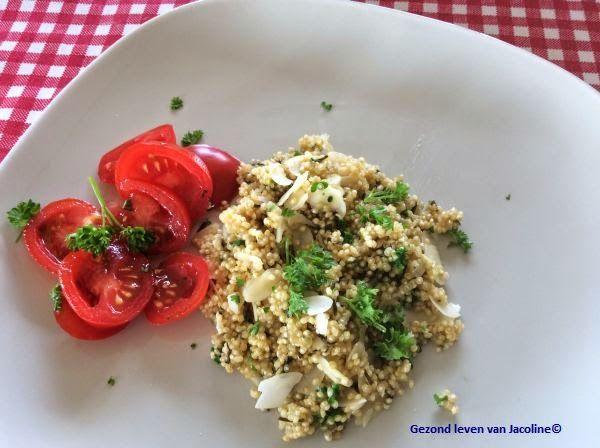 Hartige Quinoa