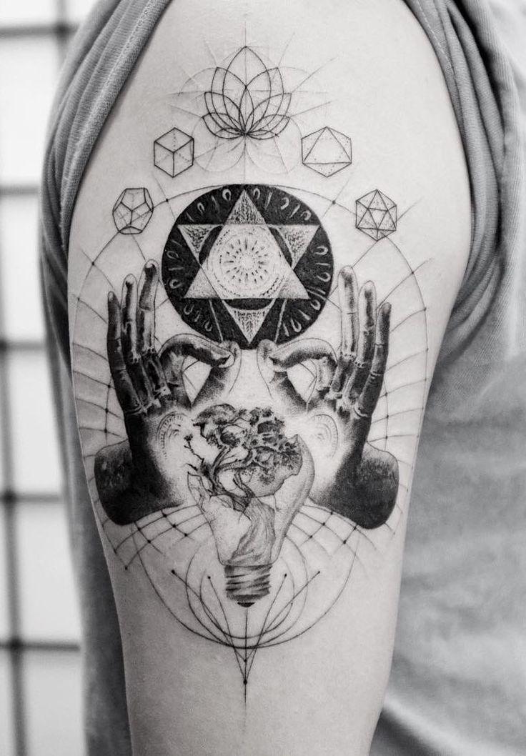 Superbes tatouages réalistes de beaux traits par Balazs Bercsenyi   – Tat…