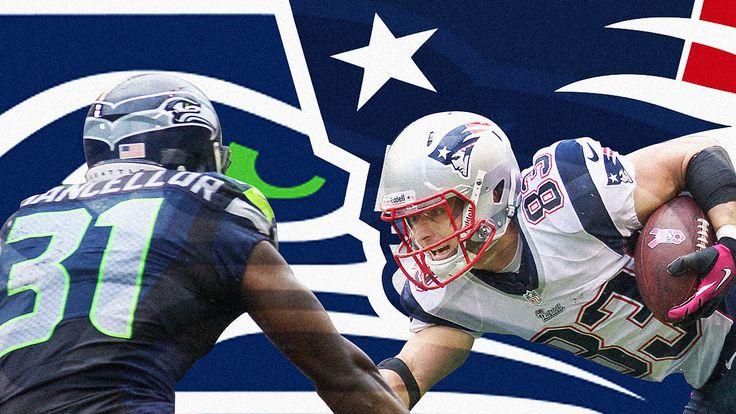 Seahawks vs. Patriots Superbowl 2015