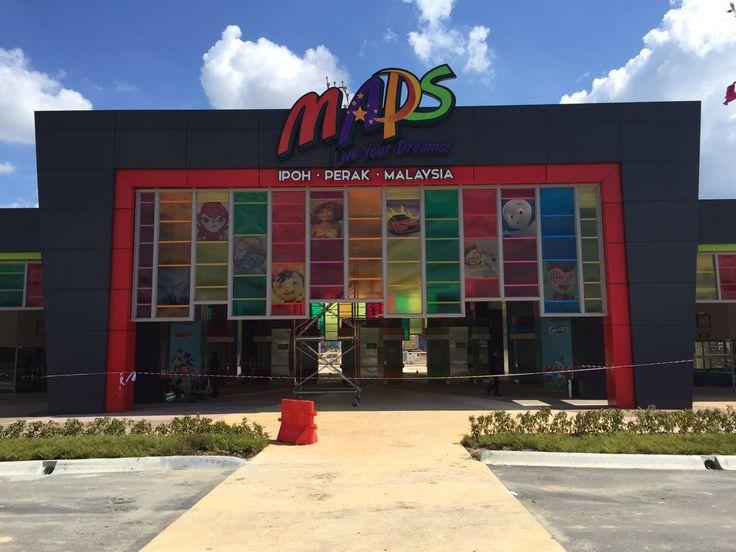 Movie Animation Park Studios in Ipoh