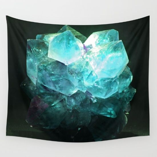 #society6 #Christmas #shopping #sales #love #xmas #Noel #kids #painting #gift #ideas #awesome #crystals #Interiors https://society6.com/product/my-magic-crystal-story_tapestry#s6-6351617p42a55v412
