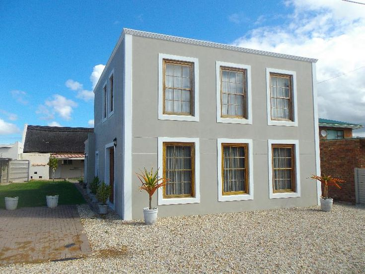 TWO FOR THE PRICE OF ONE -  BEAUTIFULLY RENOVATED MAIN HOUSE WITH INCOME GENERATOR COTTAGE.  FRONT ROW PROPERTY  I will be sitting show there on Saturday from 13h00 to 16h00- do pop in for a chat.  94 Main Road East.  Follow the Main Road towards Lappiesbaai until you see the Pam Golding boards, the thatched cottage is visible from the road.