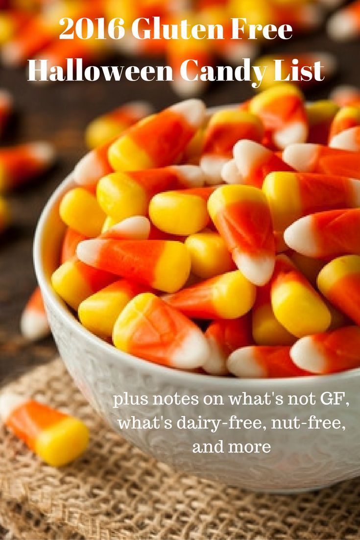 2016 gluten free halloween candy list is updated and ready on the blog i included - What Halloween Candy Is Gluten Free