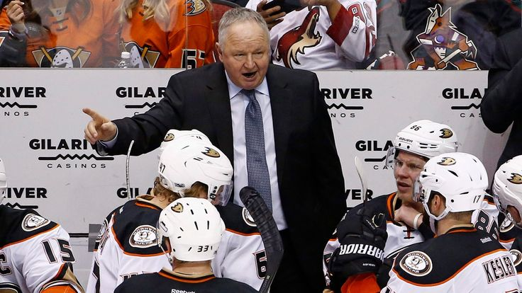 The Associated Press    Agreement with head coach runs through 2018-19 season   The Associated Press Posted: Jun 02, 2017 8:26 PM ET Last Updated: Jun 02, 2017 8:26 PM ET      Coach Randy Carlyle has received a one-year contract extension through the 2018-19 season from the Anaheim... - #1Year, #Carlyle, #CBC, #Contract, #Ducks, #Extension, #NHL, #Randy, #Sign, #Sports, #World_News