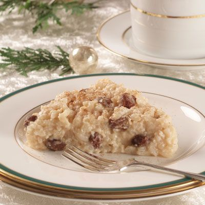 Puerto Rican Sweet Rice Pudding - Make this for 5th graders - tie in with Puerto Rican holiday song