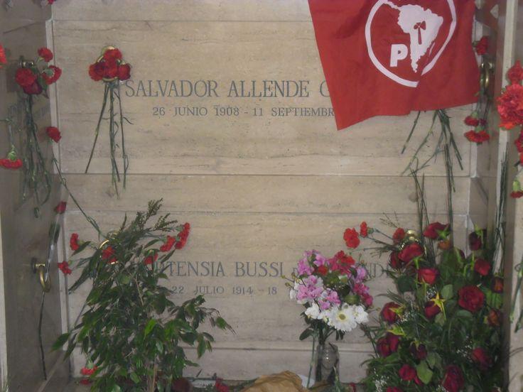 Mausoleo Familia Allende Bussi.
