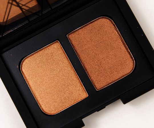 NARS Isolde Eyeshadow Duo. great for blue eyes, recommended by Zoella