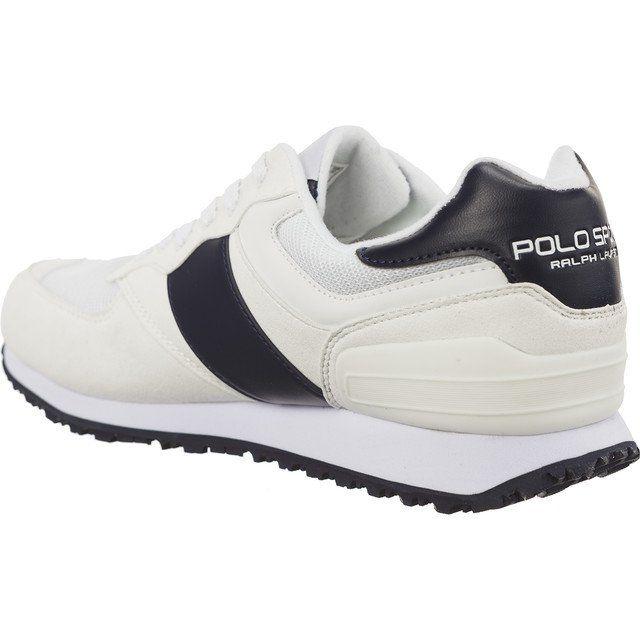 Sportowe Meskie Poloralphlauren Biale Polo Ralph Lauren Slaton Pony Polo Ralph Lauren Sneakers Nike Sneakers