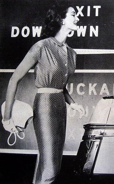 Carmen, photo by Gleb Derujinsky for Harper's Bazaar, 1956