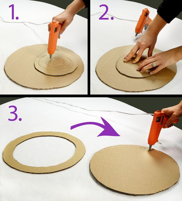 Charger Plate Craft Ideas