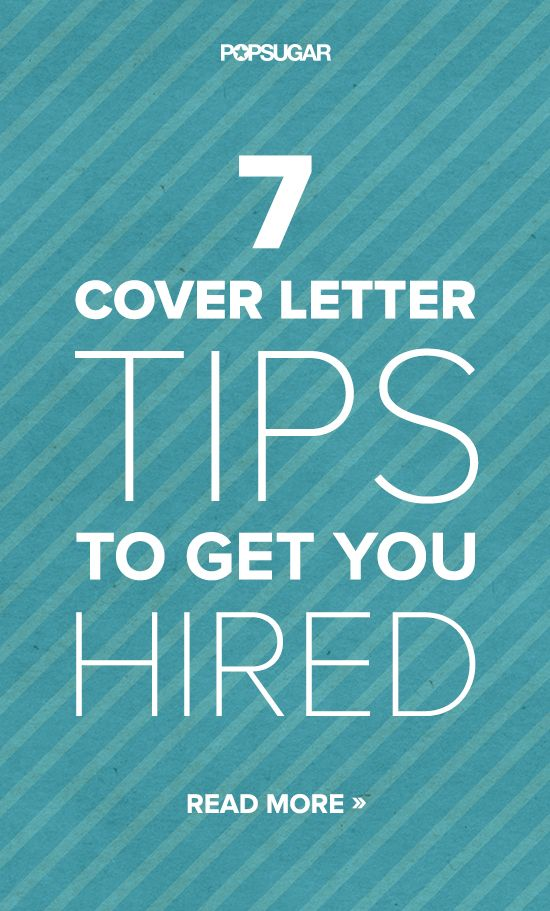562 Best Cover Letter Tips Images On Pinterest | Resume Tips