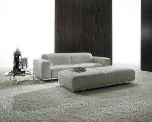 Modern Futon Sofa Bed Minimalist