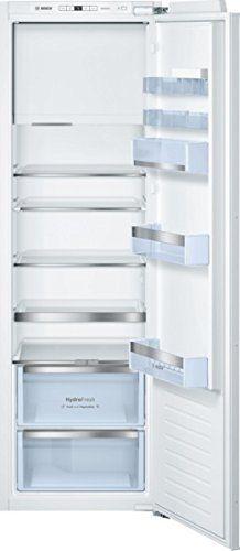 Bosch KIL82AF30 Serie 6 Einbau-Kühlschrank / A++ / Kühlen: 252 L / weiß / SmartCool / Touchcontrol-Elektronik / Flachscharnier