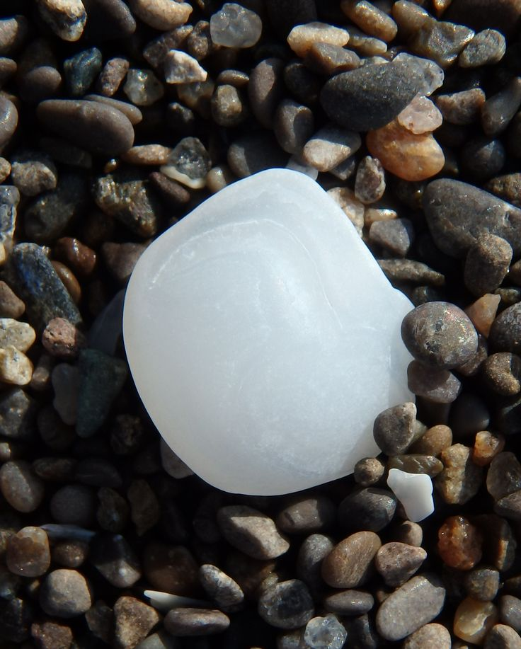 Lucky Stones, Pelee Pearls and Hulda's Tears