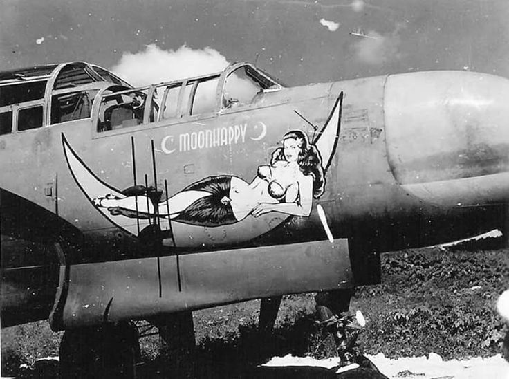 Nose art / MOONHAPPY