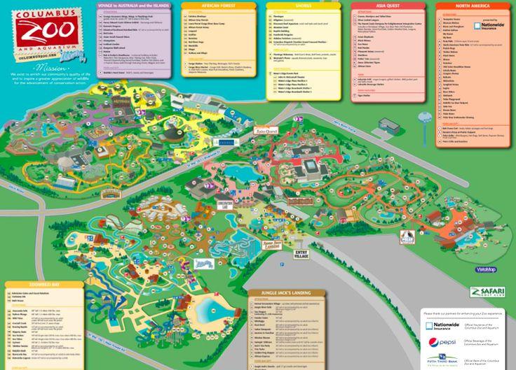 Columbus Zoo And Aquarium The Mcvey Team Blog Ohio
