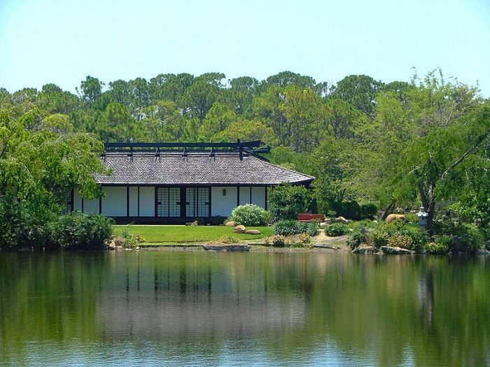 Here Are The 10 Best Kept Secrets In Florida 1. Morikami Museum and Japanese Gardens, Delray Beach