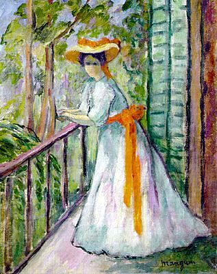 Henri Manguin (1874-1949) French Fauvist Artist