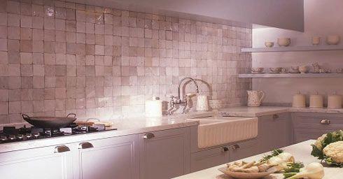 Wandtegels voor de keuken