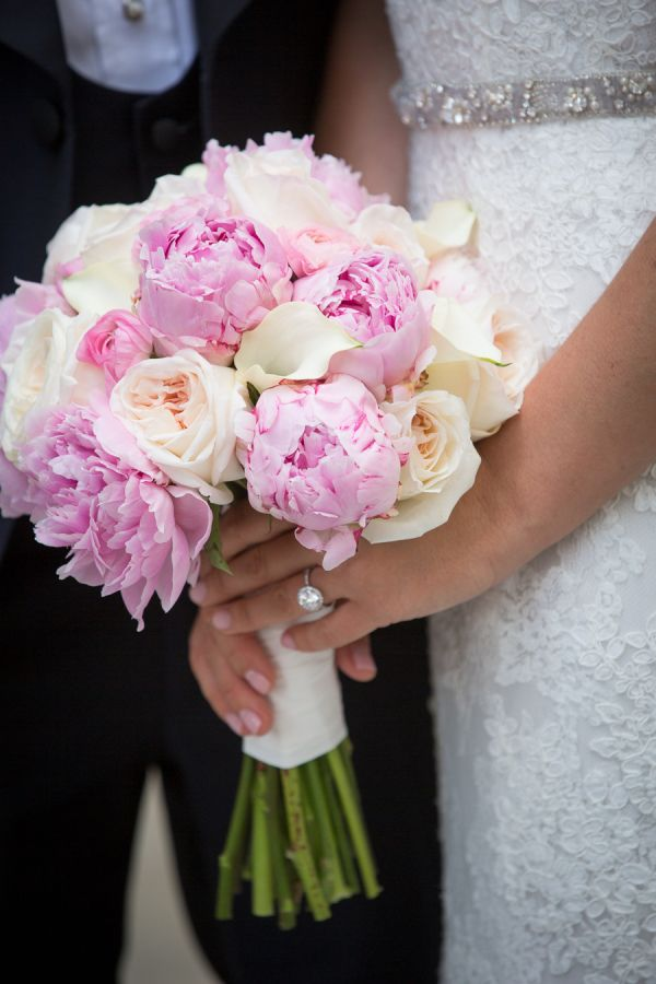Classic perfection: http://www.stylemepretty.com/pennsylvania-weddings/philadelphia/2015/10/13/modern-elegant-philadelphia-performing-arts-center-wedding/   Photography: MK Photo - http://www.mkphoto.com/