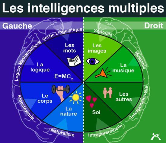 Les intelligences multiples à l'école