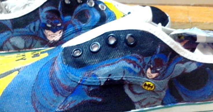 were made for a batman fanatic :)
