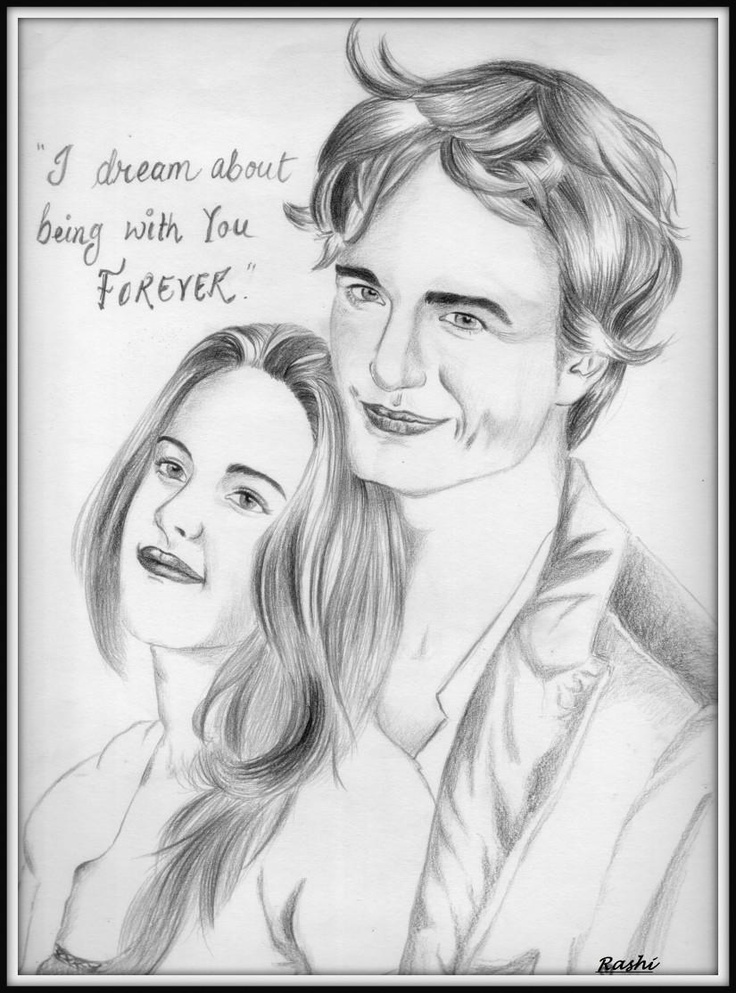 Twilight:) - Sketching by rashi sagar in  SKETCHES by Me:) at touchtalent 59890