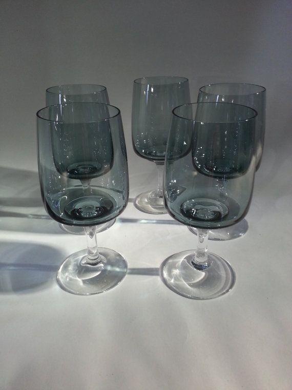 Scandinavian Beer Glasses Atlantic.. Made by Holmegaard..