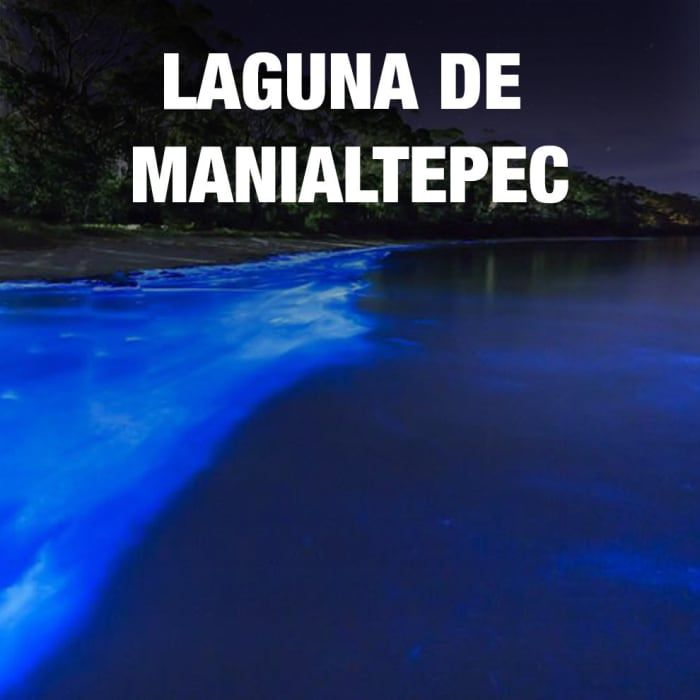 Lo que importa:Es una laguna de agua dulce que brilla en la noche. ¡BRILLA! La bioluminiscencia se debe a que la laguna está poblada de millones de micro-organismos conocidos como dinoflagelados. Y el brillo se activa con el movimiento. Así que, cuando nadas en la laguna, ¡brilla todo a tu alrededor! ¿Qué hacer?Para tomar un paseo nocturno en lancha por la laguna, lo más recomendable es contactar a la agencia de Viajes Dimar en Playa Zicatela, en el lobby del Hotel Puerta del Sol y en el…