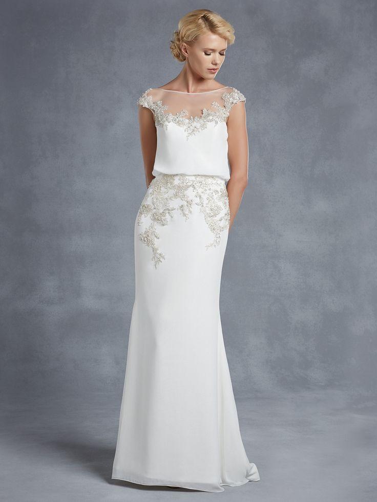 Enzoani Harlem, $699 Size: 12 | Sample Wedding Dresses