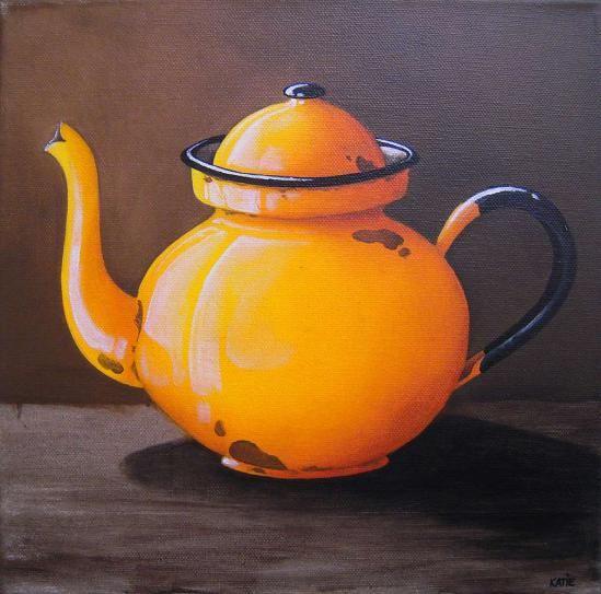Katie Grobler - (various) Ceramic Jugs - 300 x 300