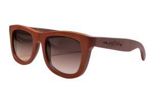 einSTOFFen Holzbrille aus Edelholz
