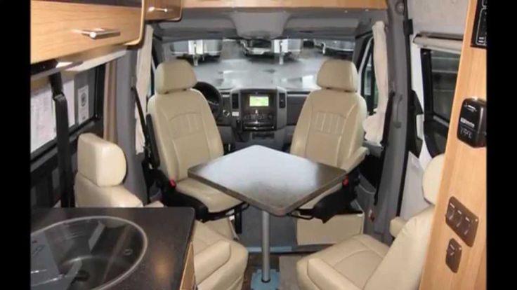 4x4 motorhomes interior era 70x mercedes benz for Mercedes benz sprinter 3500 diesel class b rv motorhome