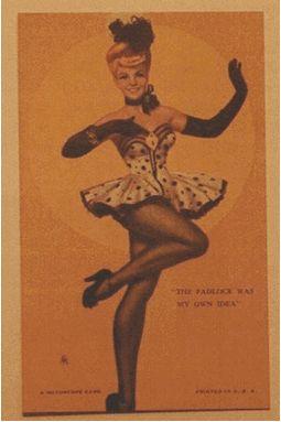 kledingstuk uit de jaren '50